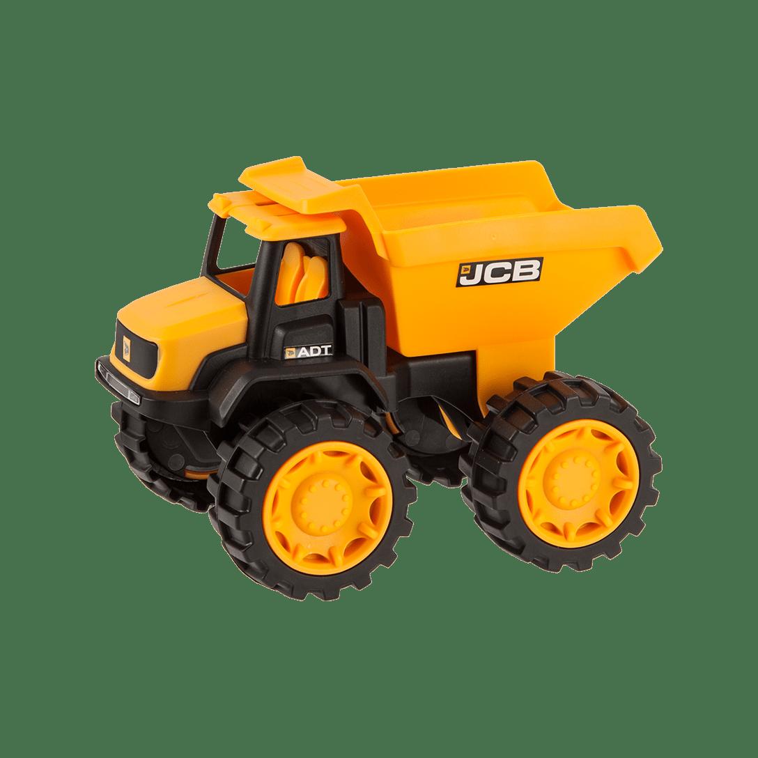 7″ JCB Dumptruck toy