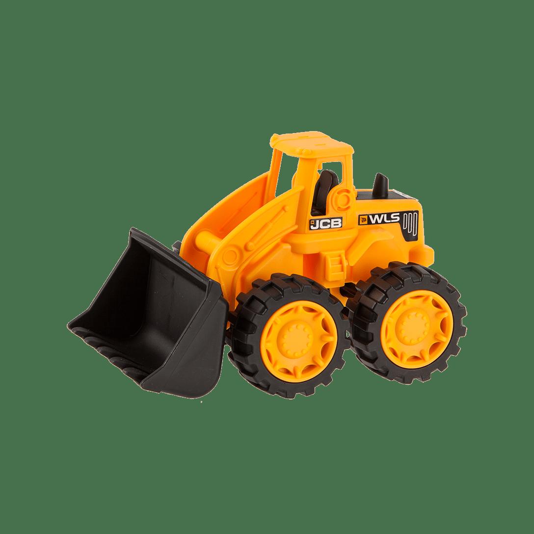 7″ JCB Wheeled Loader toy