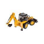JCB 5CX ECO BACKHOE LOADER 1_16 Image 3