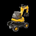 JCB Excavator with Opening Seat & Helmet Image 3