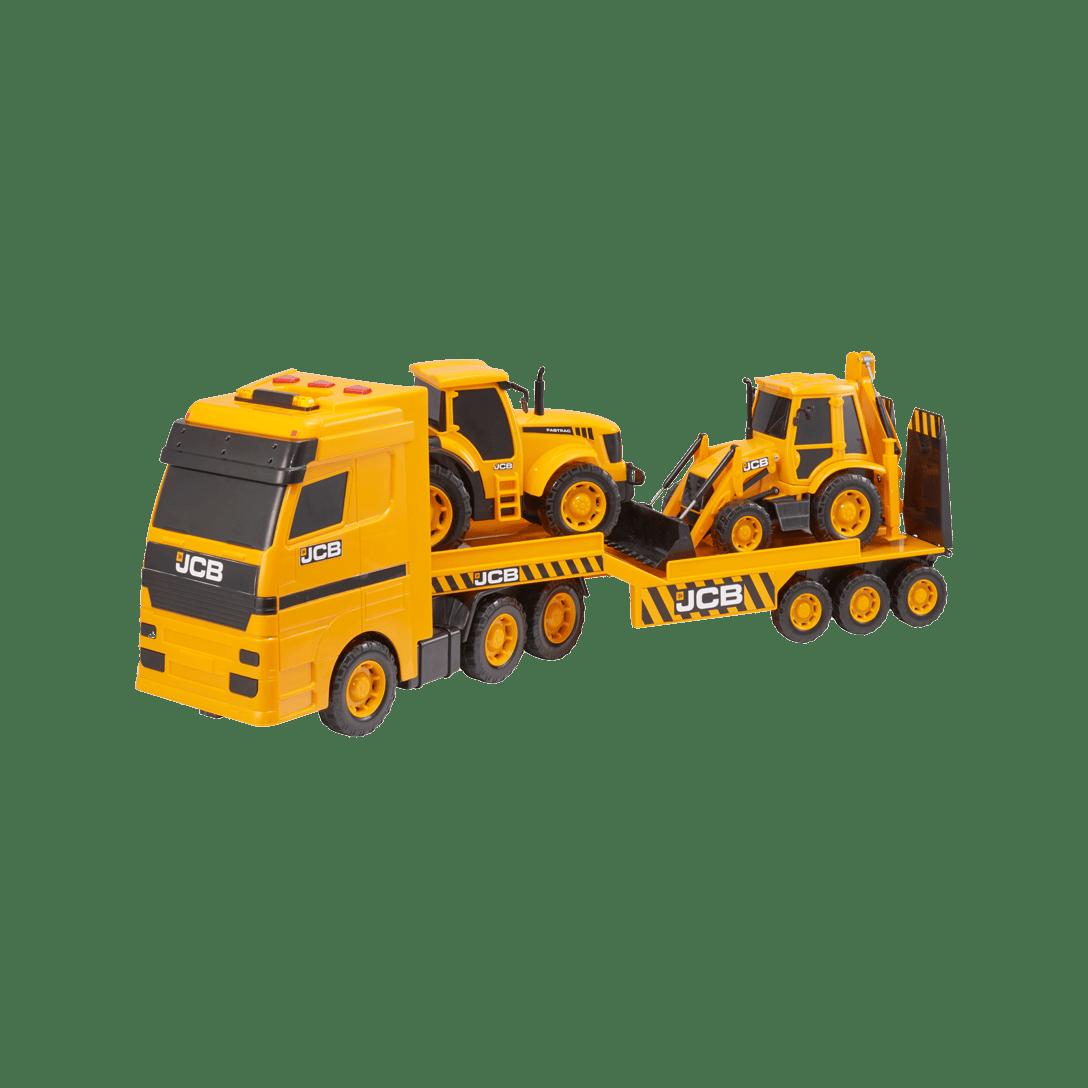 JCB Heavy Loader Transporter, Tractor and Backhoe Loader