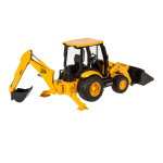 JCB MIDI CX BACKHOE LOADER 1_16 Image 3
