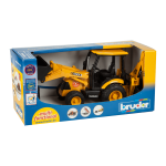 JCB MIDI CX BACKHOE LOADER 1_16 Image 4