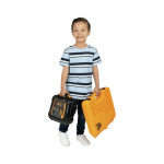 JCB WORKBENCH AND TOOL CASE PLAYSET TOY Image 4