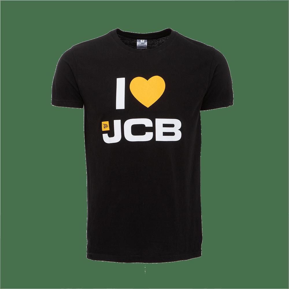 I Love JCB Kids Tee