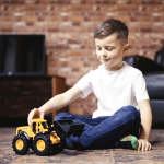 MIGHTY MOVERZ JCB WHEELED LOADER TOY Image 2