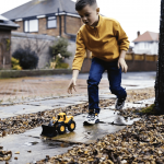 MIGHTY MOVERZ JCB WHEELED LOADER TOY Image 3