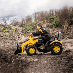 ROLLY X-TRAC PREMIUM JCB FASTRAC WITH LOADER Image 2