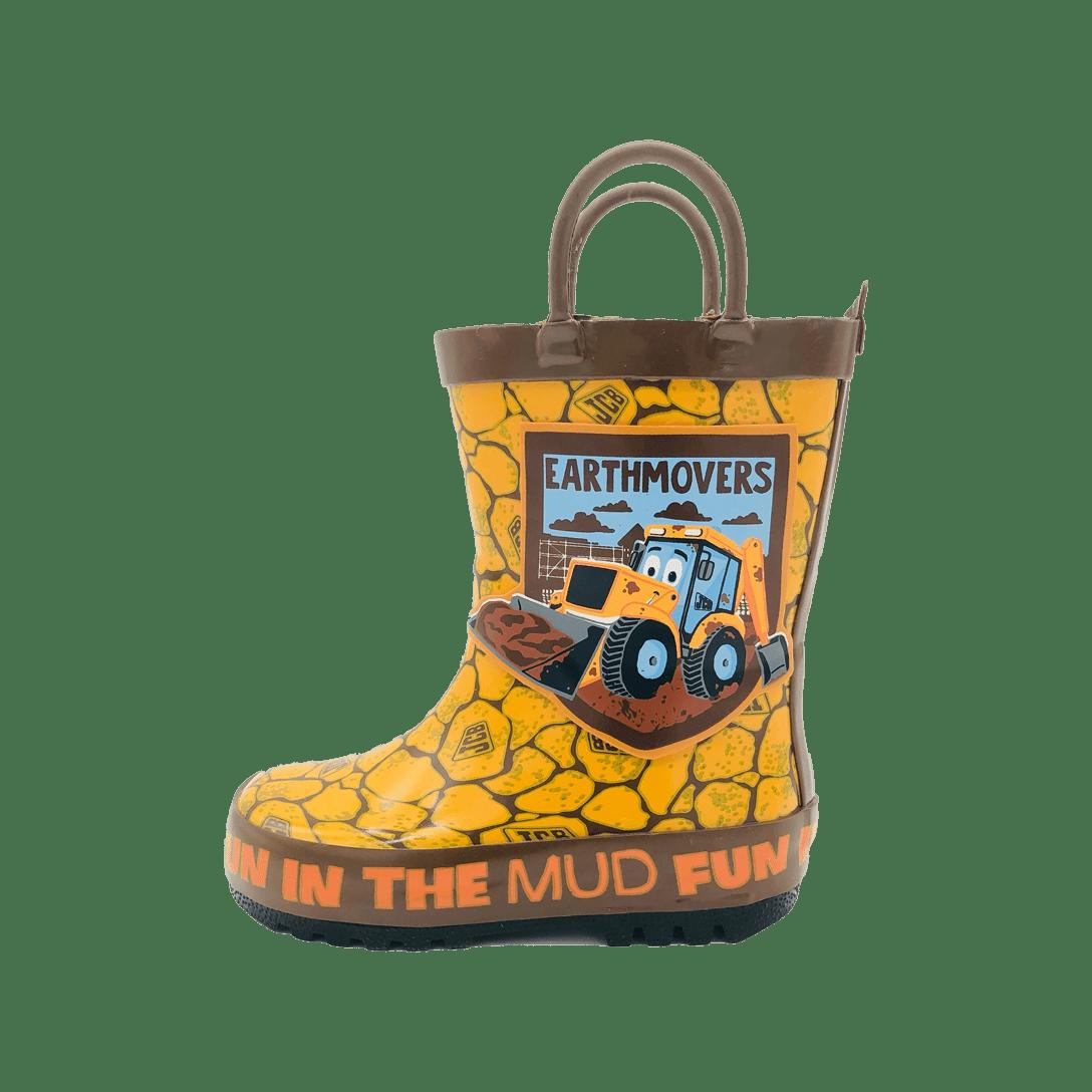 Fun In The Mud Wellies