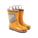 Earth mover wellies 2