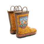 Earth mover wellies 3