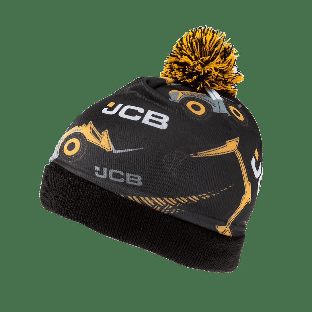 JCB Kids Beanie Hat