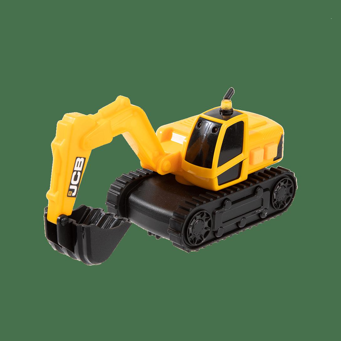 JCB Lights & Sounds Excavator