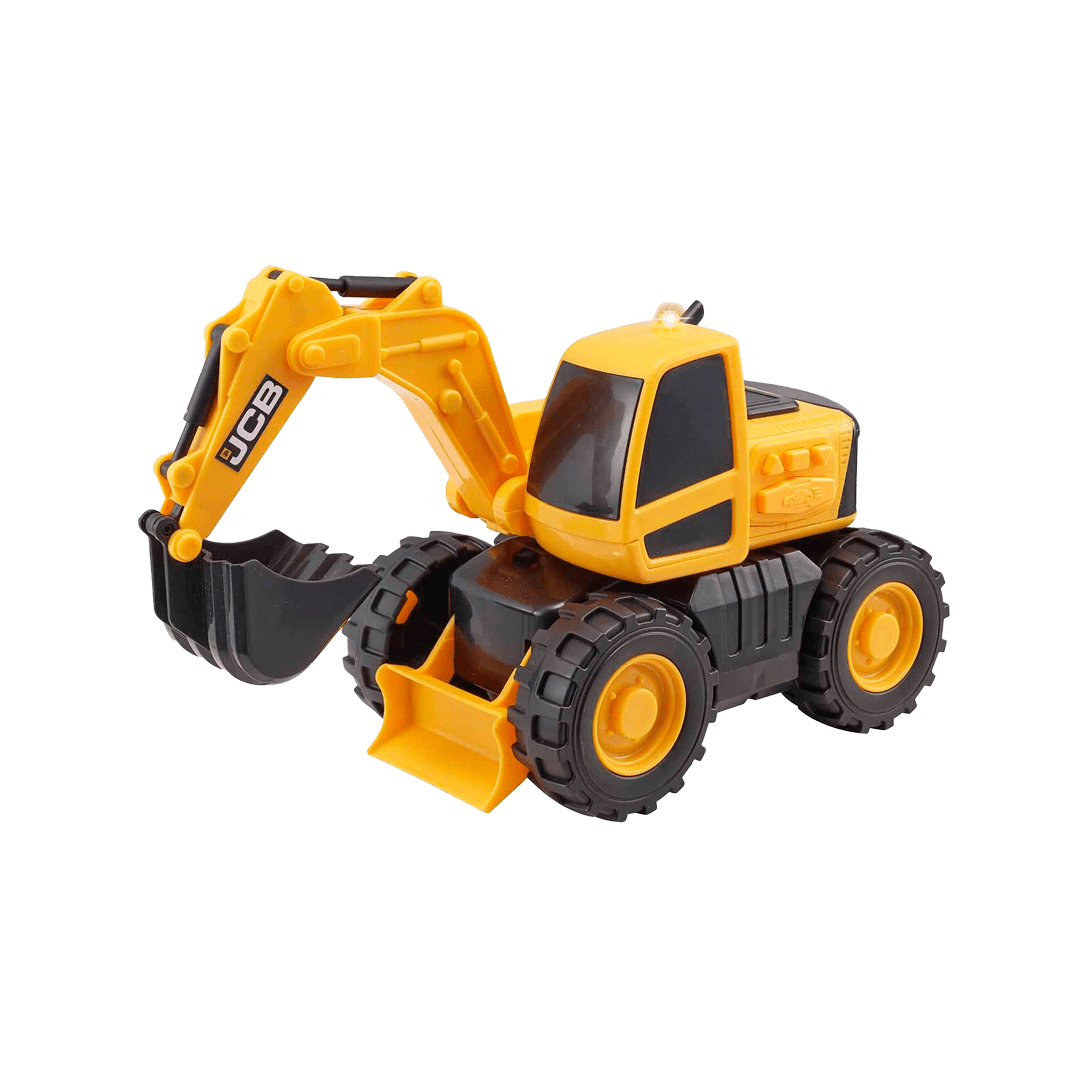 Mighty Moverz JCB Excavator