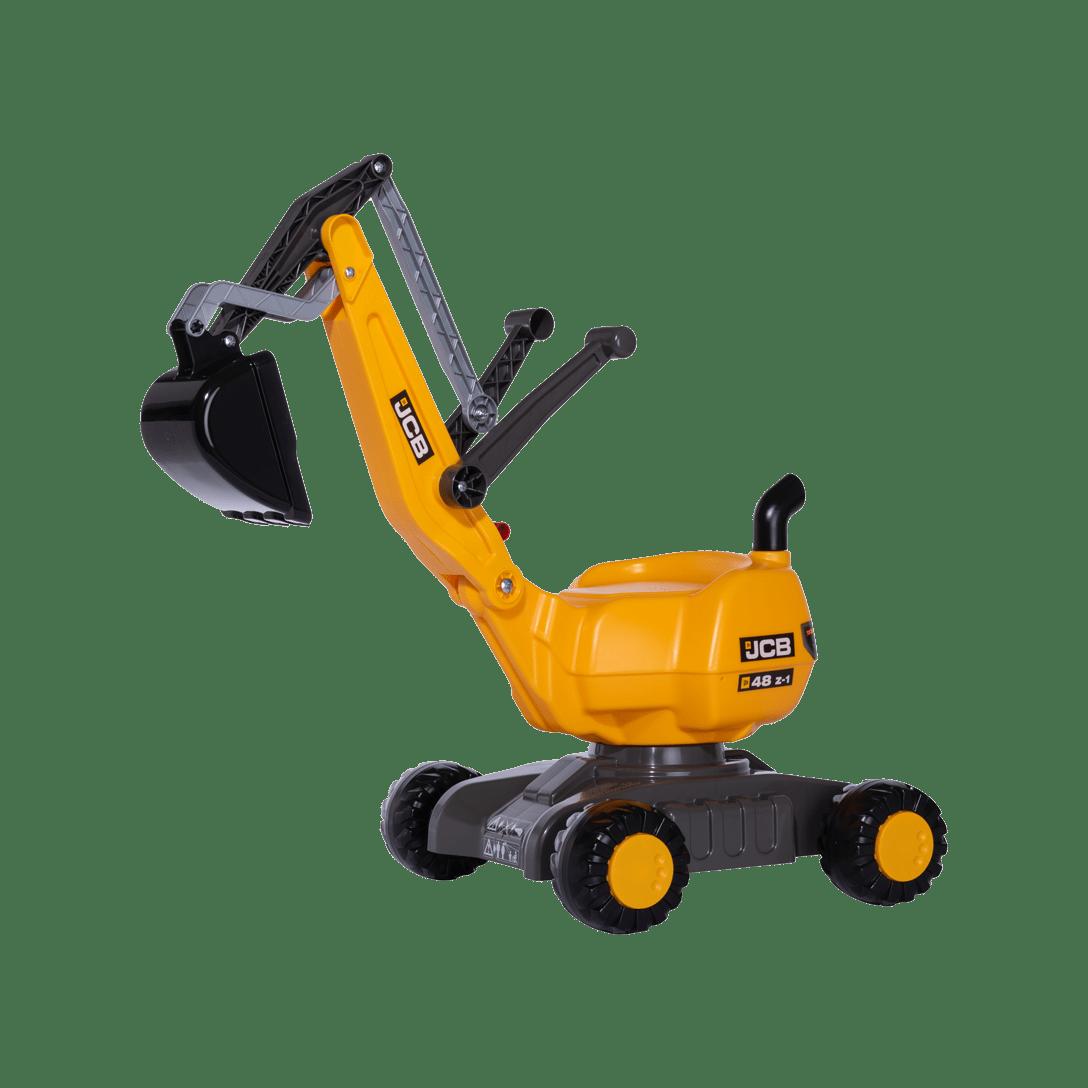 JCB Mobile 360 Degree Excavator
