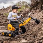 Mobile 360 degree Excavator 4