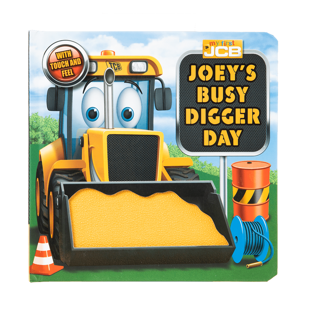 Joey's Busy Digger Day Book