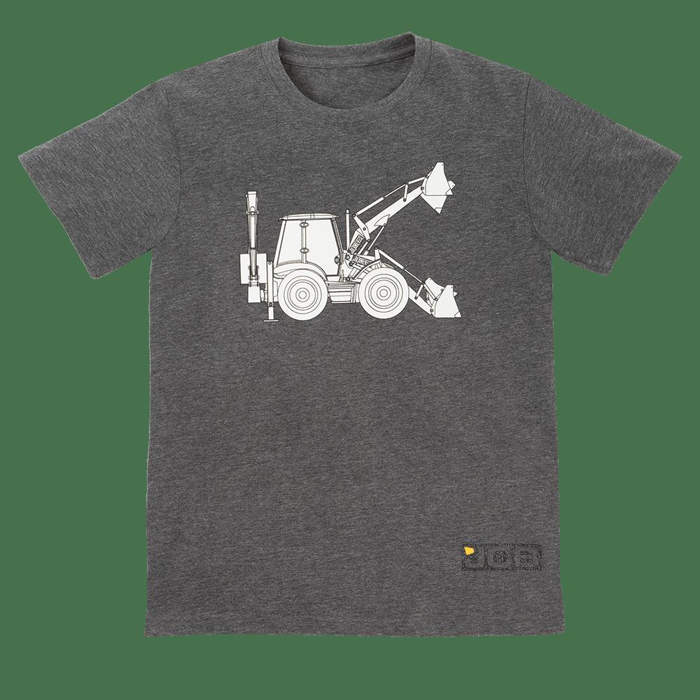 JCB Kids HD T-shirt