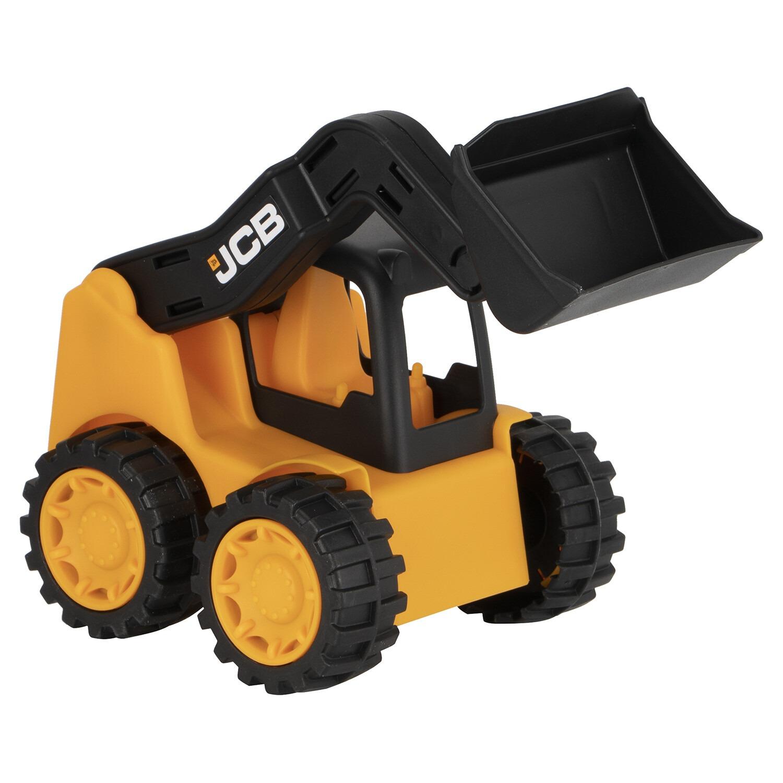 7″ JCB Skid Steer Toy