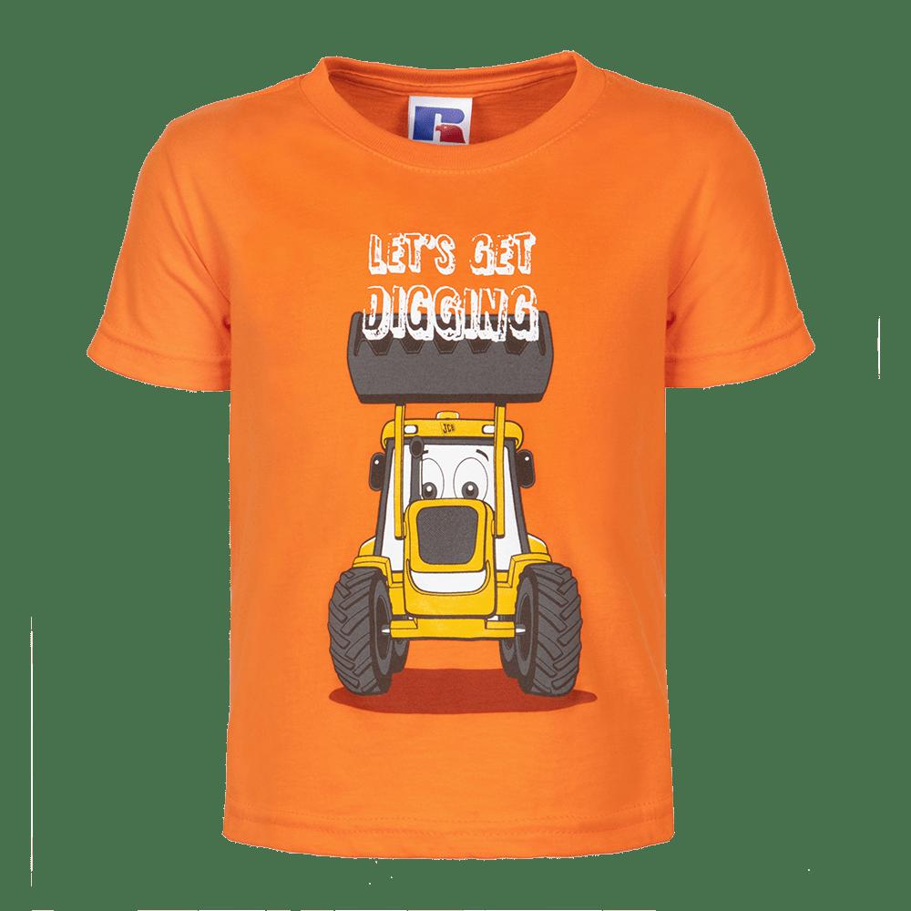 Let's Get Digging T-shirt